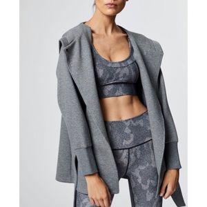 ANTHROPOLOGIE // Cove Wrap Sweat Jacket